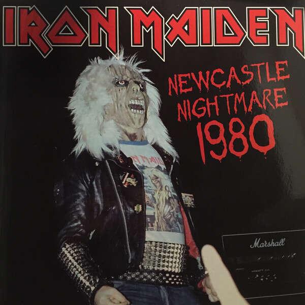 Iron Maiden Newcastle Nightmare 1980