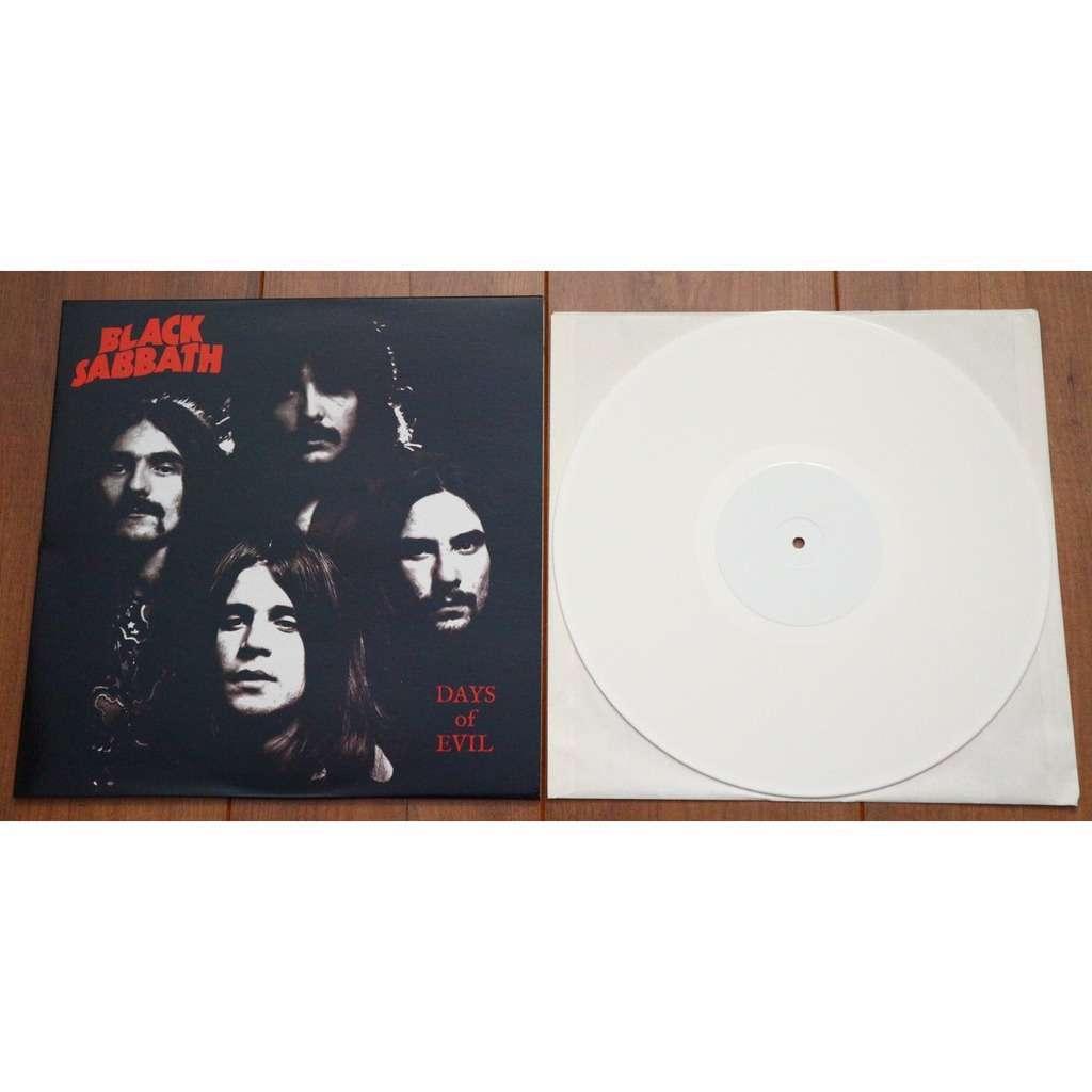 Black Sabbath Days Of Evil