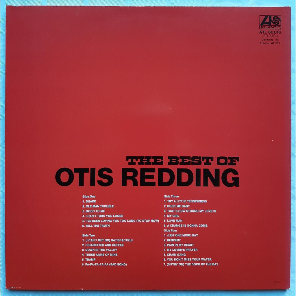 otis redding The best of Otis Redding