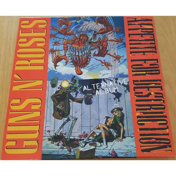 guns n' roses appetite for destruction alternative album