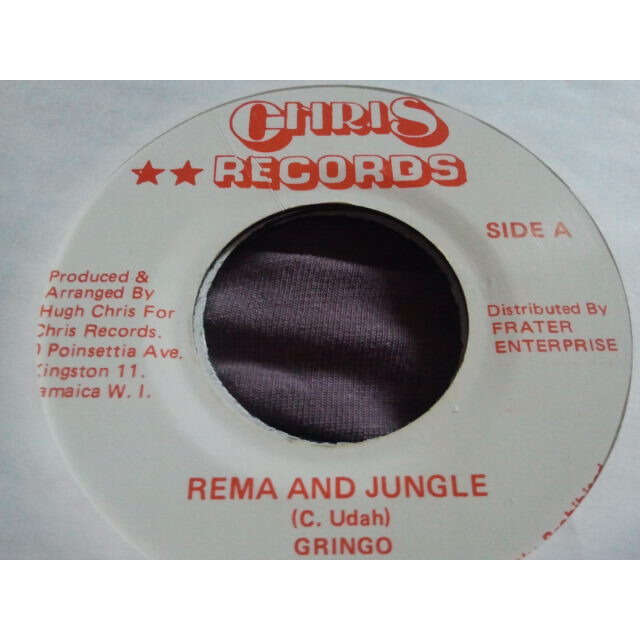 Gringo Rema And Jungle ORIG