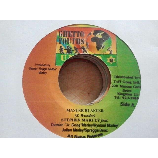 S. Marley / D. Jr. Gong Marley* / K. Marley MASTER BLASTER ORIG