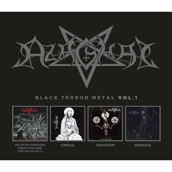 AZAGHAL Black Terror Metal Vol.1