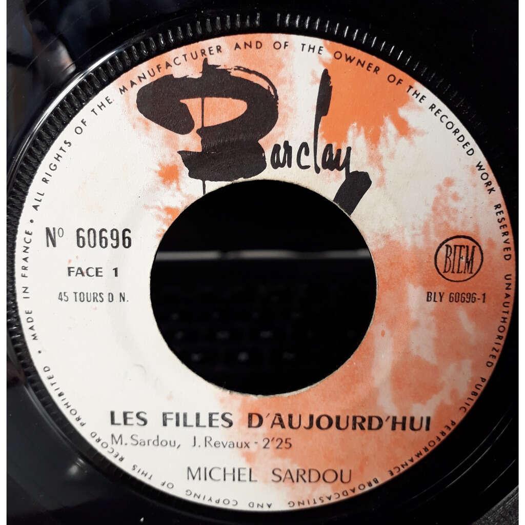 Michel Sardou Les Filles D'aujourd'hui