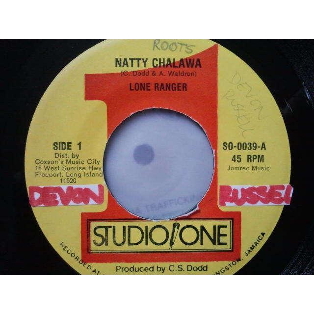 Devon Russell & Yoruba Singers Roots Natty Roots / PT 2 ORIG