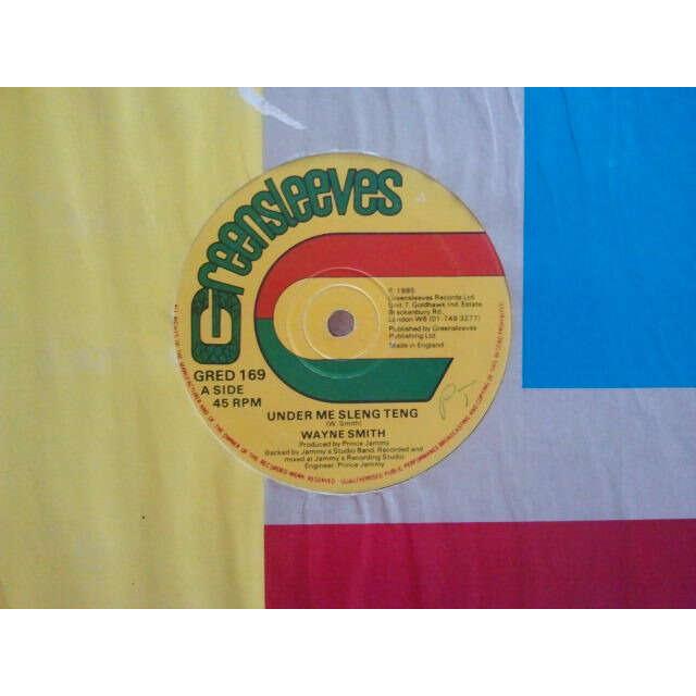 Wayne Smith / Michael Buckley Under Me Sleng Teng / Dance Gate ORIG