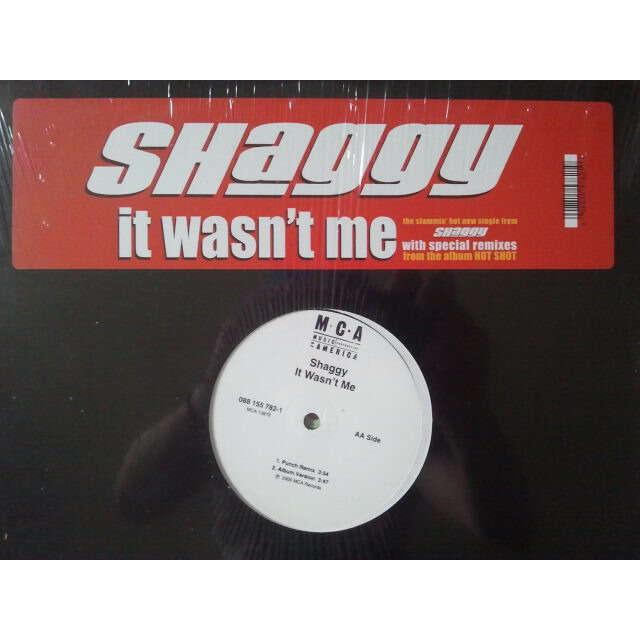 shaggy It Wasn't Me ORIG