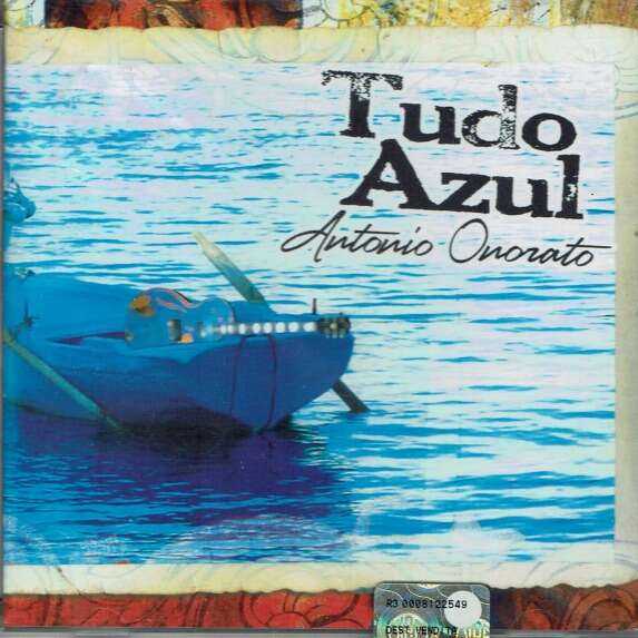 Antonio Onorato Tudo Azul