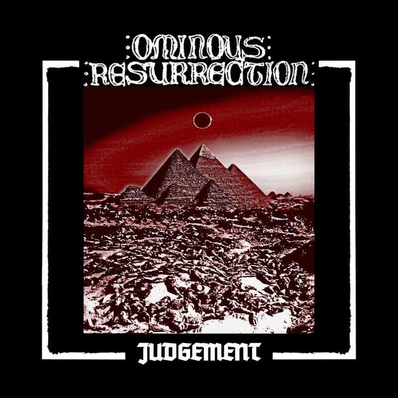 OMINOUS RESURRECTION Judgement. Black Vinyl