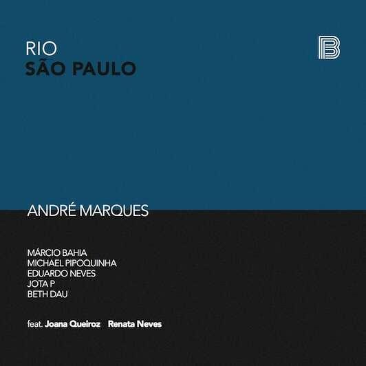 André Marques Rio São Paulo