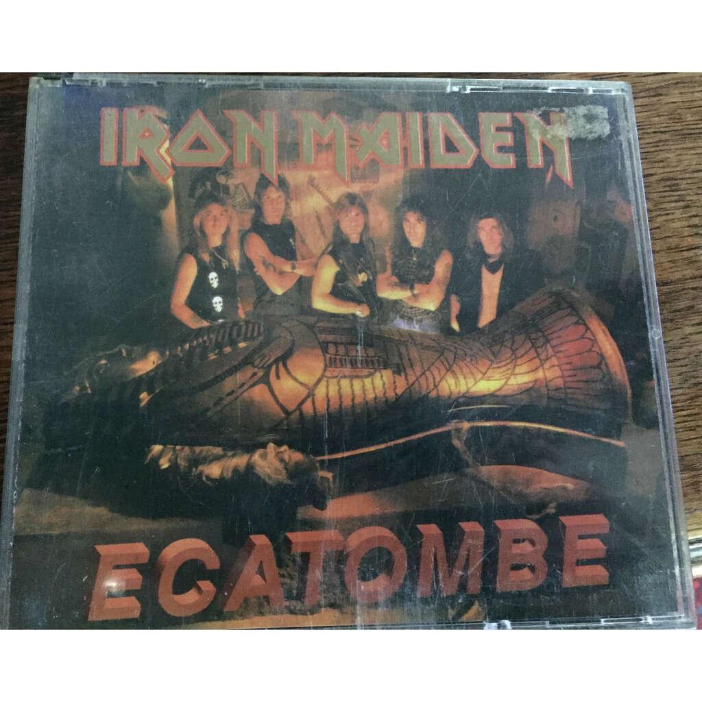 iron maiden ECATOMBE