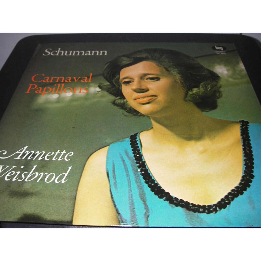 ANNETTE WEISBROD Schumann