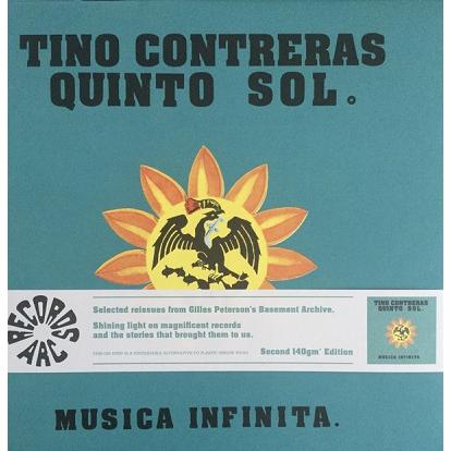 Tino Contreras Musica Infinita