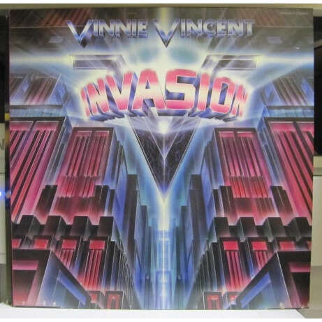 Vinnie Vincent Invasion Vinnie Vincent Invasion
