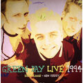 GREEN DAY - Live At East Orange, New Jersey, 1994 (lp) Ltd Edit Green Vinyl -E.U - 33T
