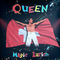 QUEEN - Magic Zurich (lp) Ltd Edit Gatefold Sleeve And Orange Vinyl -E.U - LP