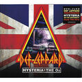 DEF LEPPARD - Hysteria At The O2 (Dvd + 2xcd) - CD + DVD