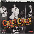CRAZY CAVAN AND THE RHYTHM ROCKERS - Live At Picketts Locks, May 1976 (10'') - 10 inch x 2