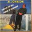 AL JOHNSON - Saved by the bell /school of the groove - 45T (SP 2 titres)
