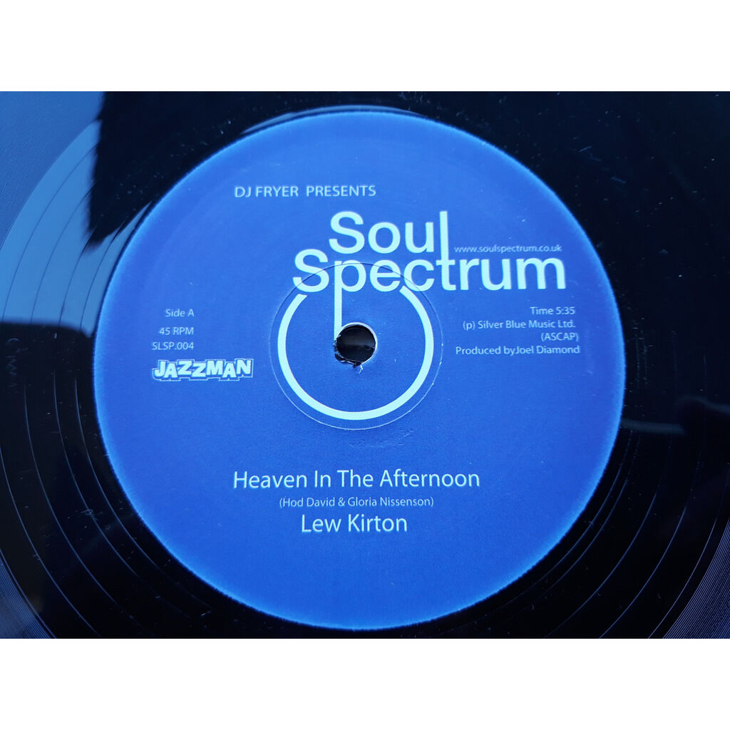 Lew Kirton Heaven In The Afternoon.2009.