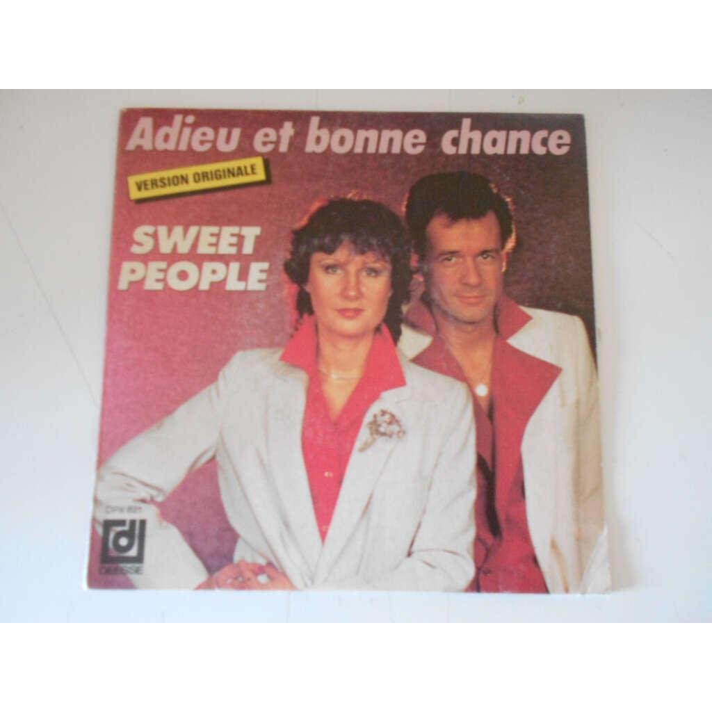 sweet people adieu et bonne chance § libertad