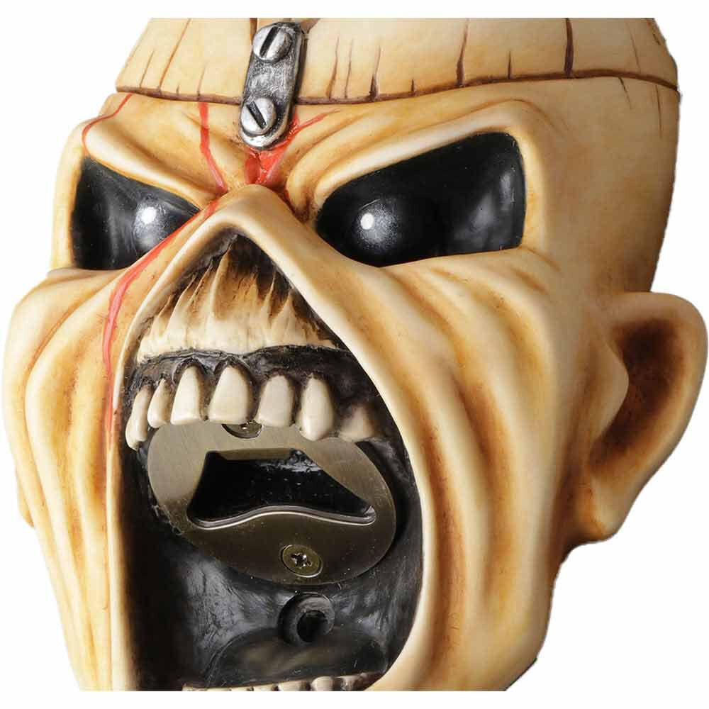 Iron Maiden Eddie Trooper Painted -Bottle Opener