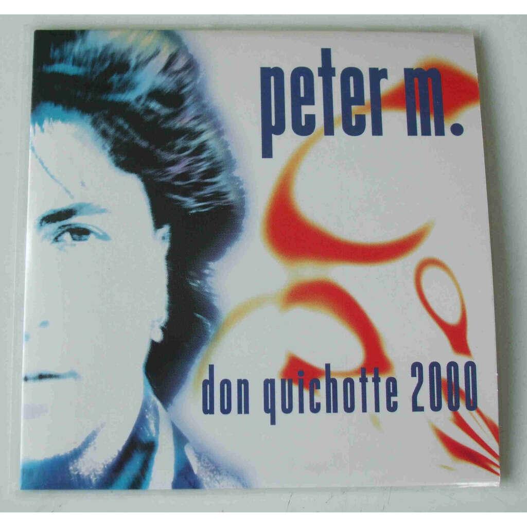 Peter M Don quichotte 2000