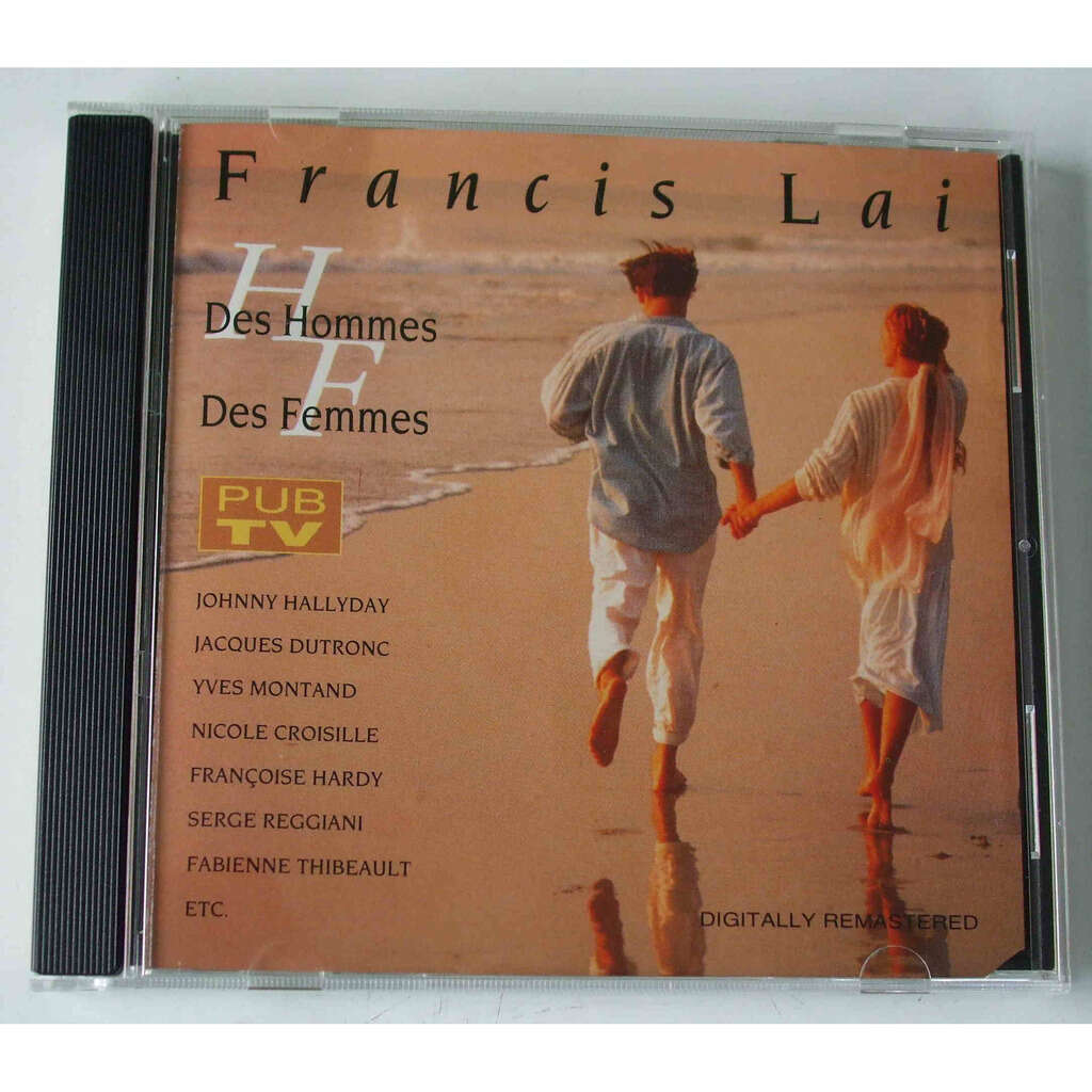 Francis Lai Des hommes, Des femmes