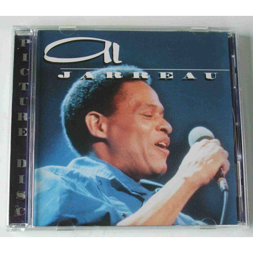 Al Jarreau Picture disc