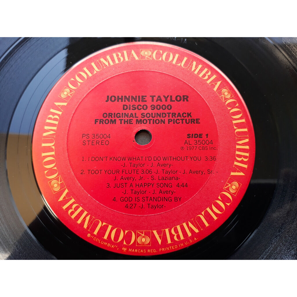 TAYLOR JOHNNIE DISCO 9000.1977.