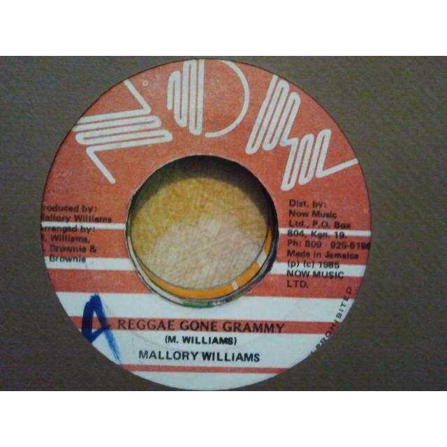 Mallory Williams - Reggae Gone Grammy / VERSION ORIG
