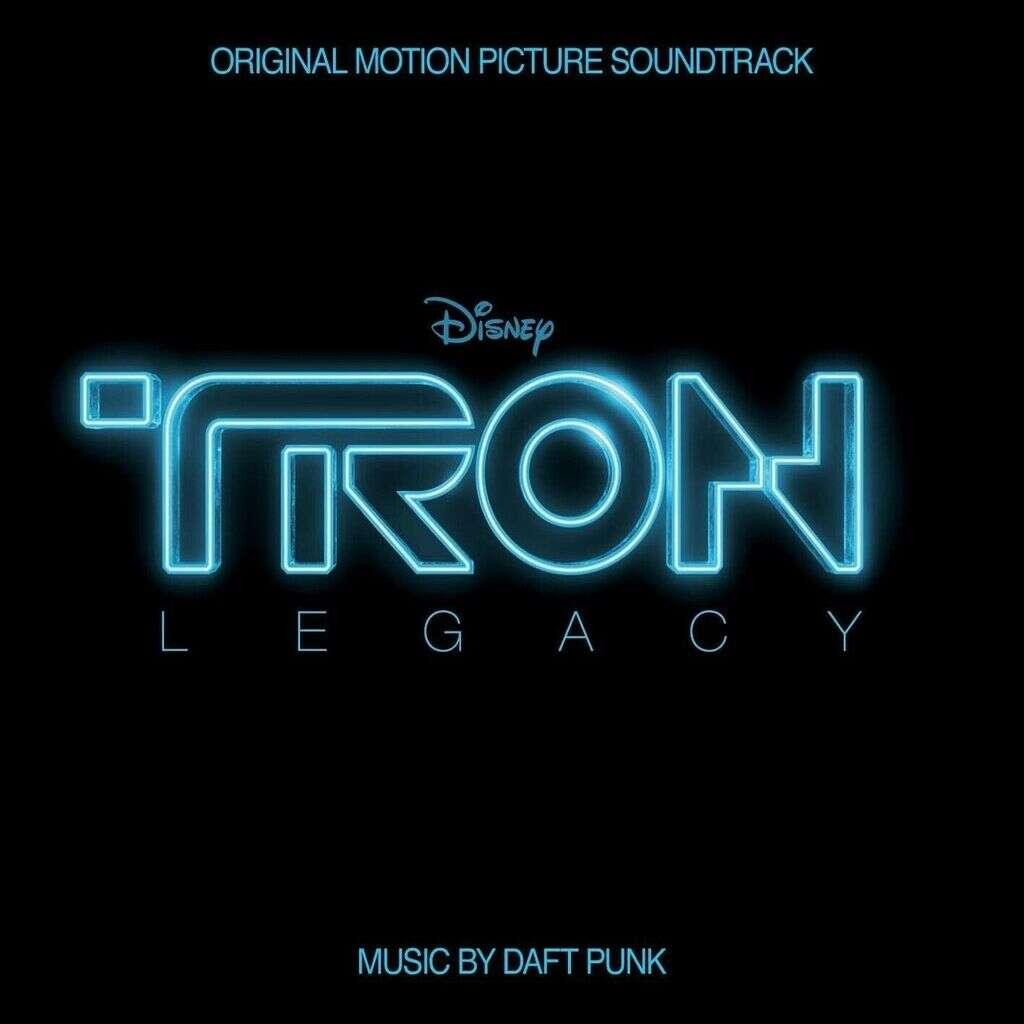 Daft Punk Daft Punk - Tron Legacy - rsd 2020 colored vinyl blue