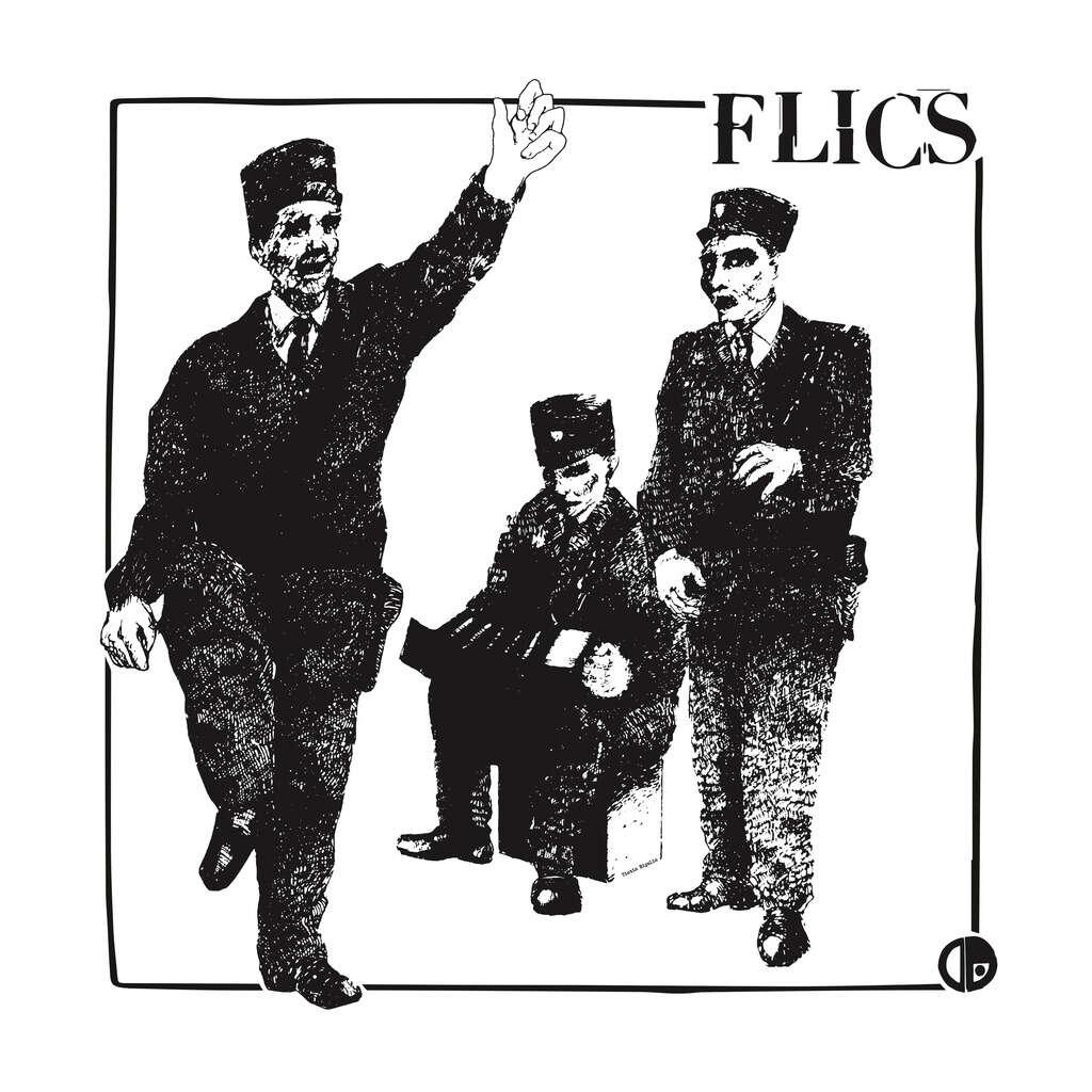 SMAP Records : FLICS ACTIVITÉS 1980 - 1983 - LP + bonus