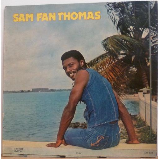 SAM FAN THOMAS & BLACK SANTIAGO S/T - Kapap