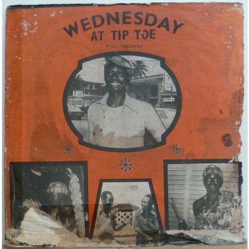 PAT THOMAS Wednesday at Tip Toe