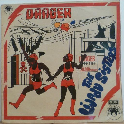 THE LIJADU SISTERS Danger