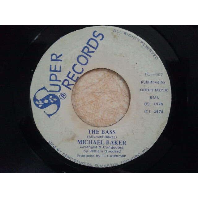 Michael Baker The Bass / Rayman ORIG