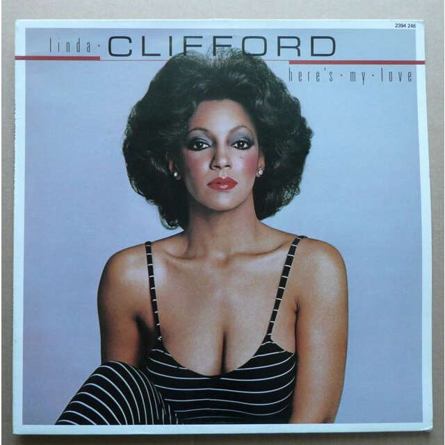 Linda Clifford Here's My Love