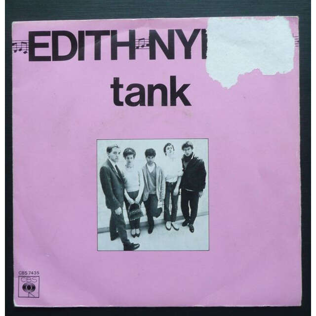 Edith Nylon Tank