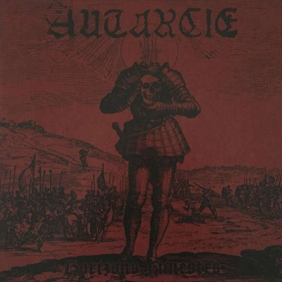 AUTARCIE Horizons Funestes. Black Vinyl