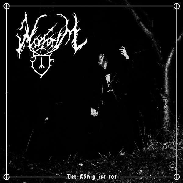 MAVORIM Der Konig Ist Tot. Black Vinyl