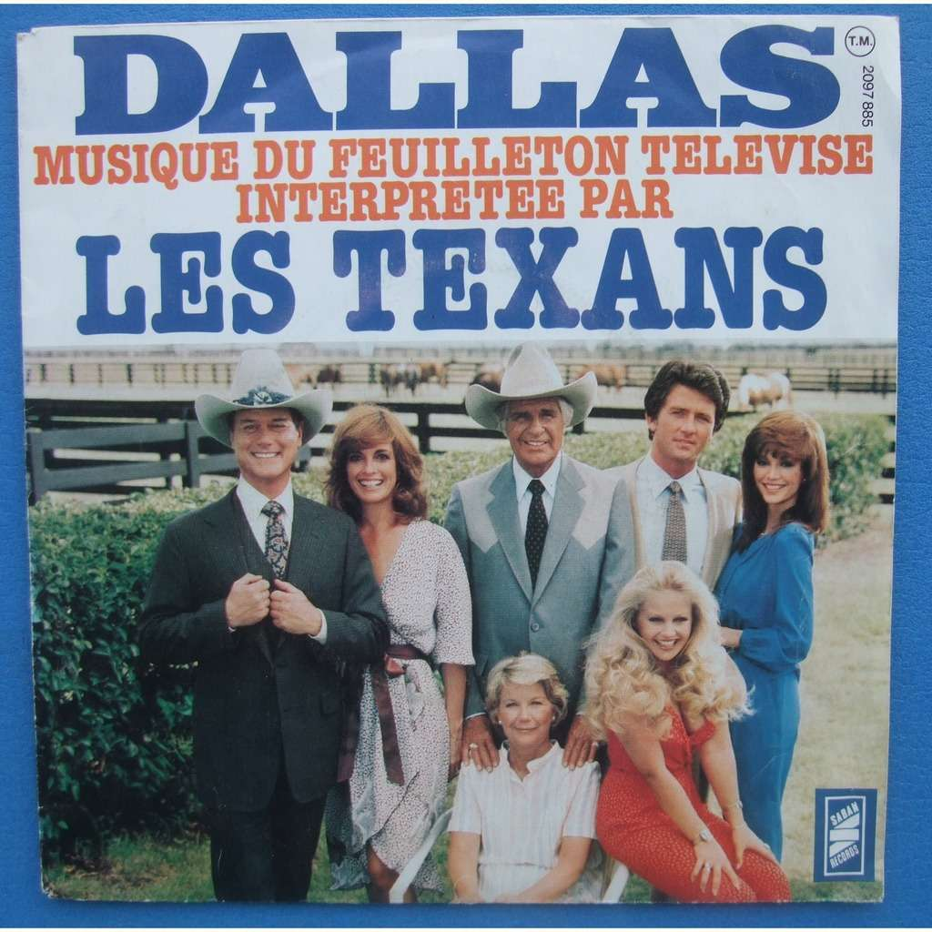 LES TEXANS DALLAS / DEBORAH' S THEME