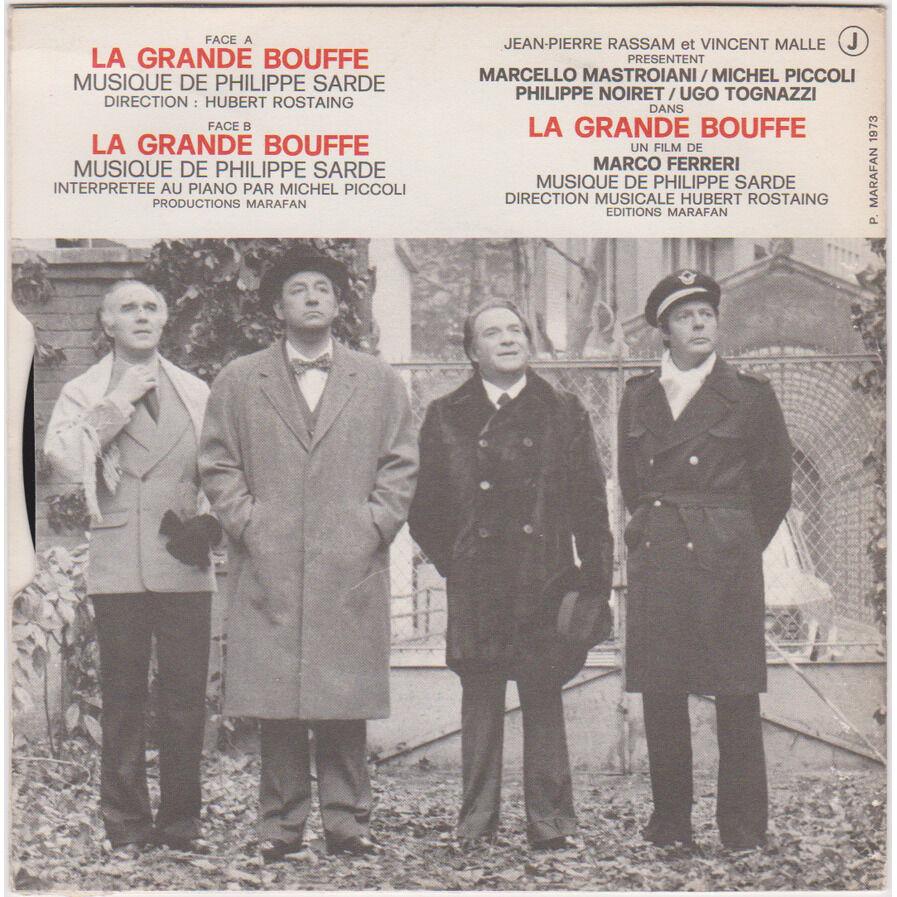 Philippe Sarde La grande bouffe