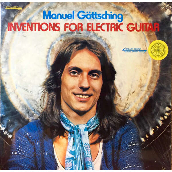 Manuel Göttsching Inventions For Electric Guitar