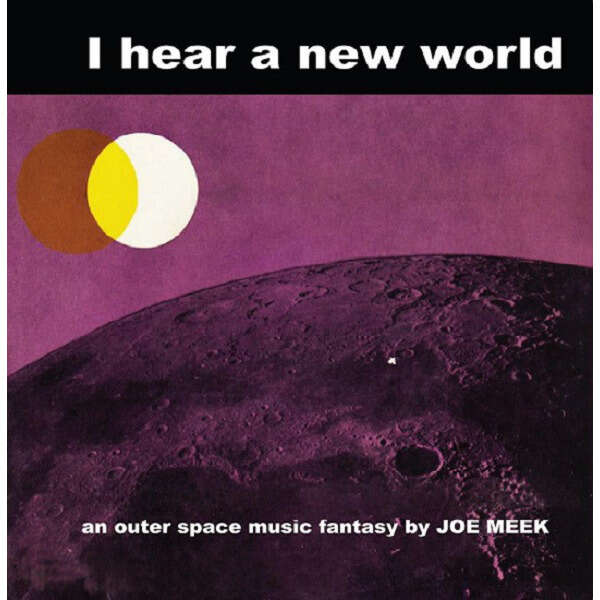 MEEK JOE I HEAR A NEW WORLD