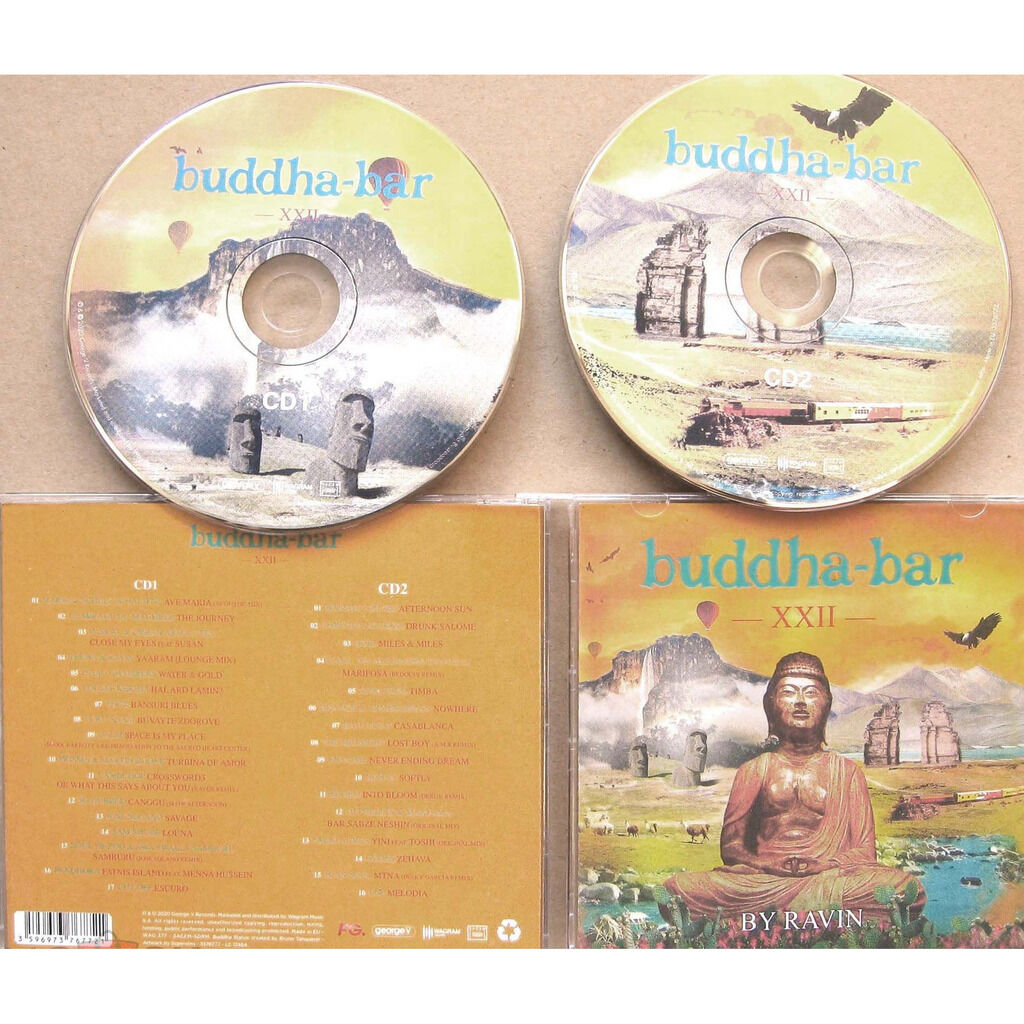 Various Buddha-Bar XXII
