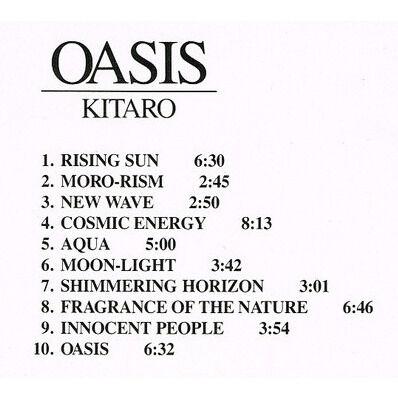 Kitaro Oasis