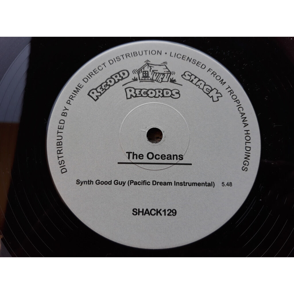 Oceans, The Good Guy, Bad Guy (Pacific Dream)1980.