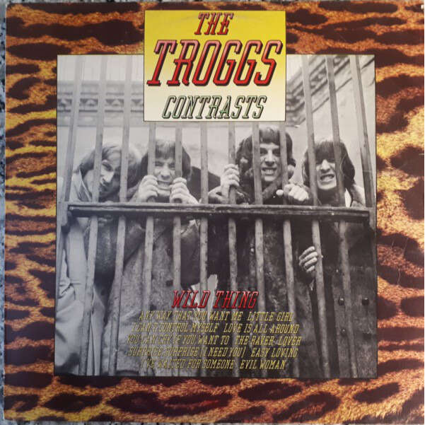the troggs Contrasts