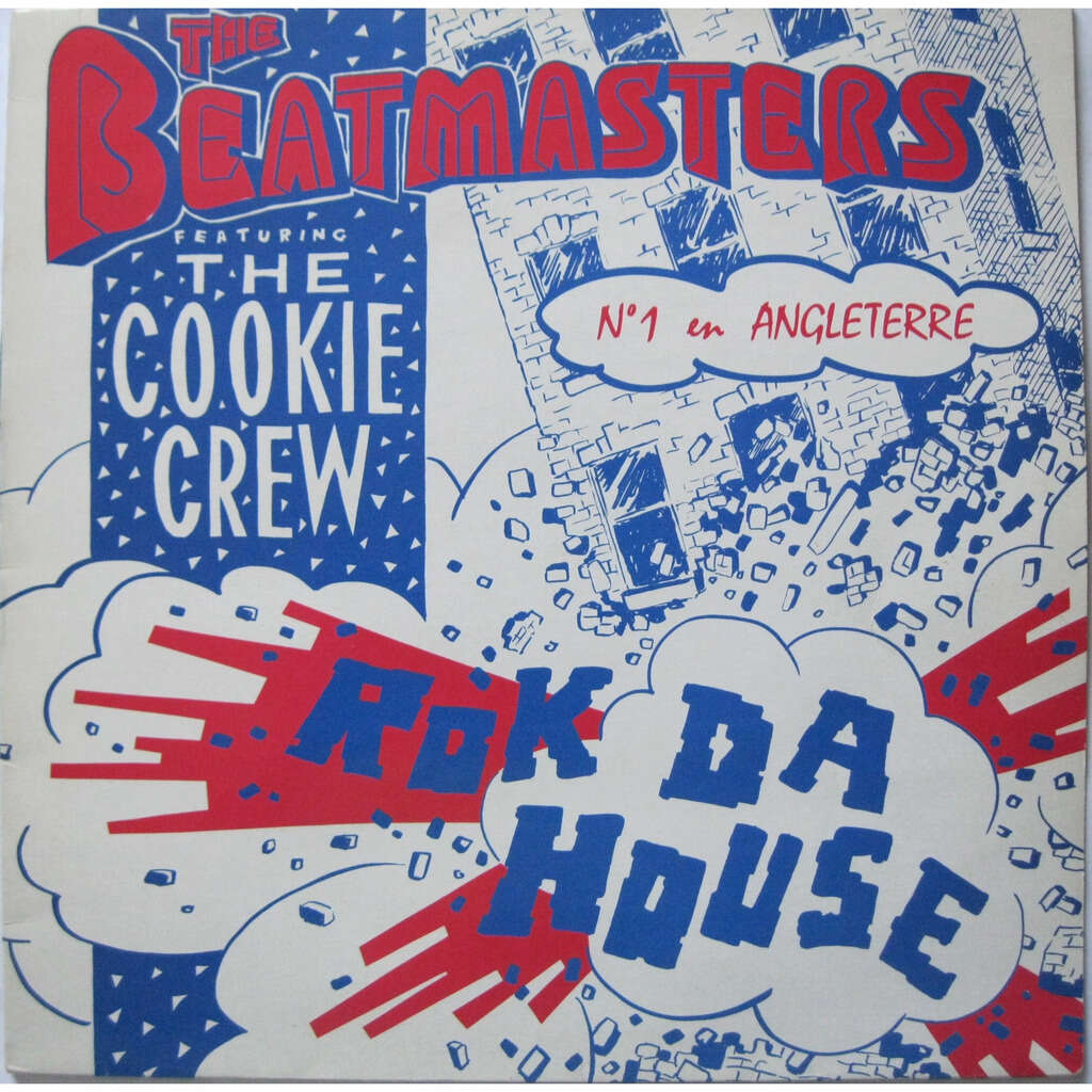 THE BEATMASTERS Feat. The Cookie Crew ROK DA HOUSE